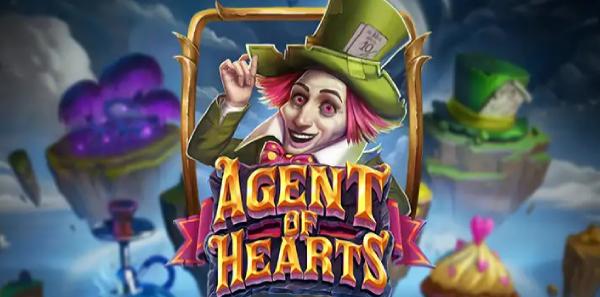 Agent Of Hearts är Play'n GOs Senaste Slot