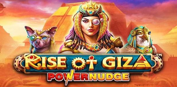 Rise Of Giza: PowerNudge är Pragmatics Senaste Spännande Slot