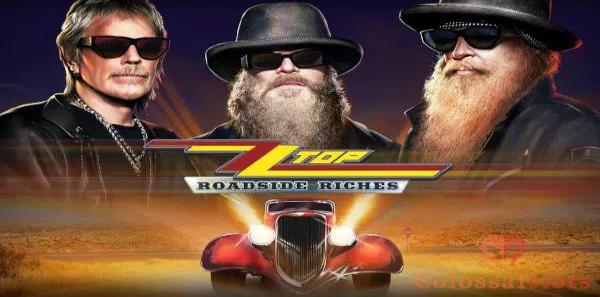 ZZ Top Brandad Slot Från Play'n GO I ZZ Top Roadside Riches